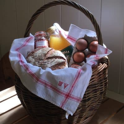 The Scrumpy Shepherd - Breakfast Basket
