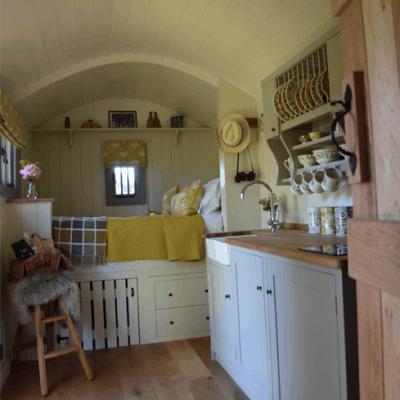 The Scrumpy Shepherd - Interior